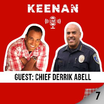 Police Chief Derrick Abell   Black Lives Matter, Blue Lives Matter, All Lives Matter and more!