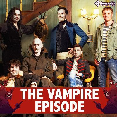 Bite Me: The Vampire Episode