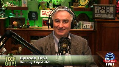 Leo Laporte - The Tech Guy: 1683