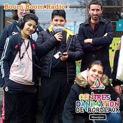 Boom Boom Radio [saison 1] : A la découverte de la bibliothèque Pierre Veilletet (Bordeaux-Caudéran)