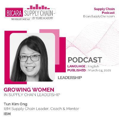 126. Growing women in supply chain leadership