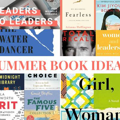 Summer Reading Ideas for Career Minded Book Lovers