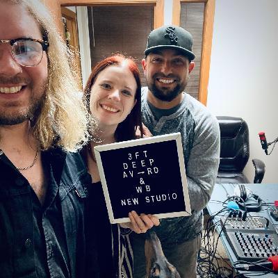 3FT Deep| EP. 85 | NEW STUDIO! WHO DIS? (Feat. Billy Bricks)