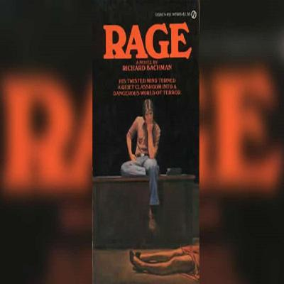 Chapter Twenty Eight: Rage