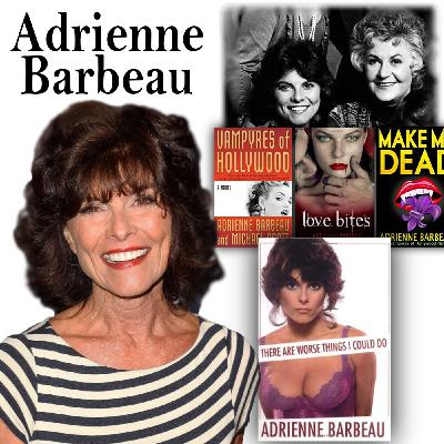 Harvey Brownstone Interviews Adrienne Barbeau, Award Winning Actress and Author