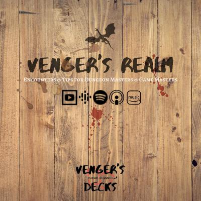 TRAILER - Venger's Realm: Encounters & Tips for Dungeon Masters & Game Masters