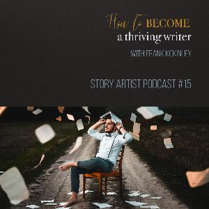 How to become a thriving writer – with Frank McKinley