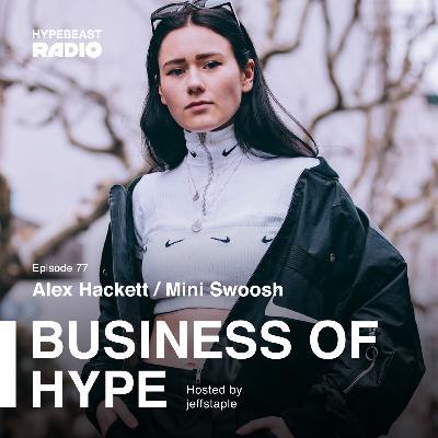 Alexandra Hackett aka Mini Swoosh