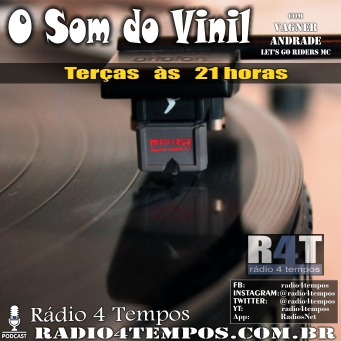 Rádio 4 Tempos - Som do Vinil 30:Rádio 4 Tempos