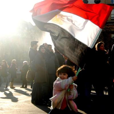 Revolutions and the Arab Spring