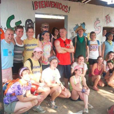 Solutions to Violence | Speliotis, Lockharts & Sims | Bellarmine Guatemala Service Trip | 2-10-21