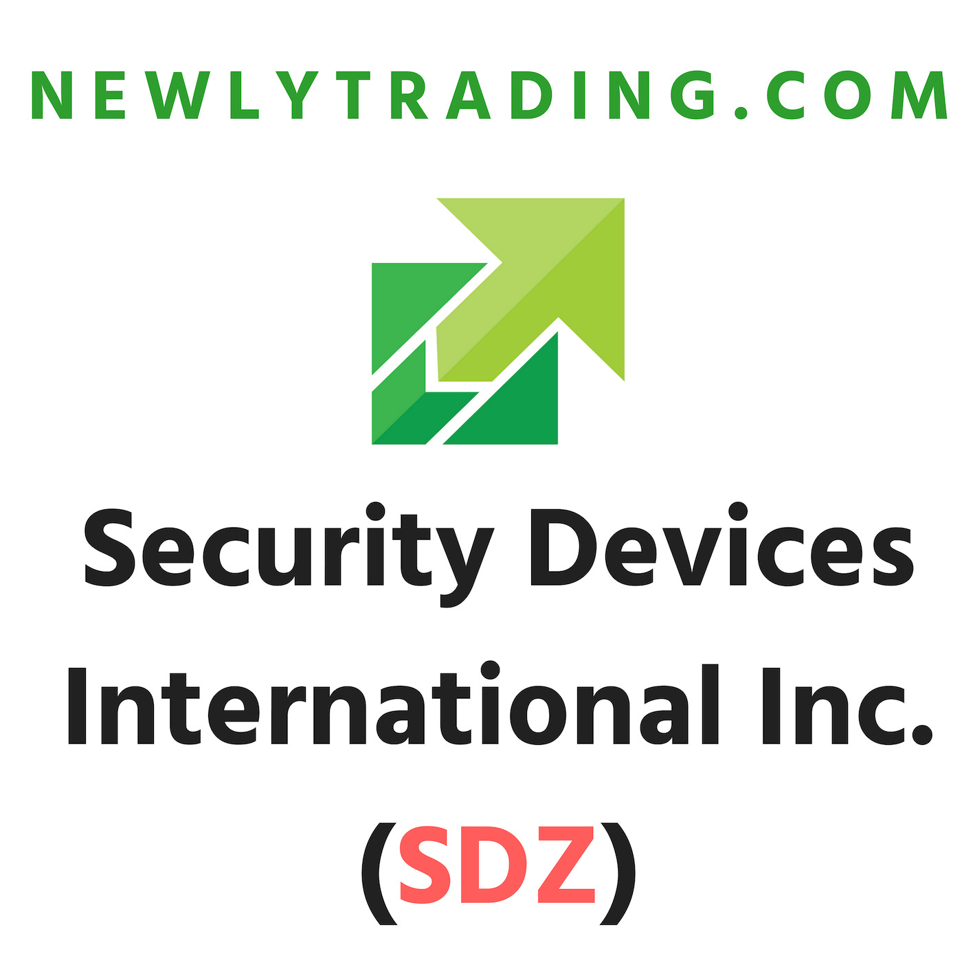 Security Devices International Inc (SDZ:CNX)