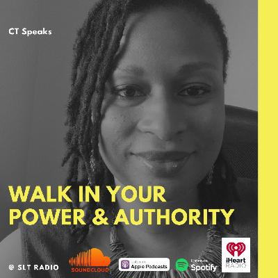 5.19 - GM2Leader - Walk in Your Power & Authority - CT Speaks (Host)