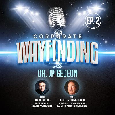 Episode 2 featuring Dr. Peter Constantinou, International Political Acuity and Stakeholder Relations Expert - Political Acuity in Covid Times