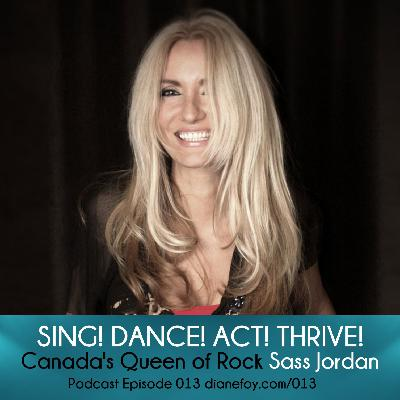 Sass Jordan, Canada's Queen of Rock