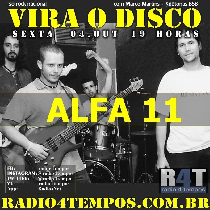 Rádio 4 Tempos - Vira o Disco 47:Rádio 4 Tempos