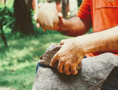 Real-life Flintstones yabba dabba doo, experiment to trace human evolution