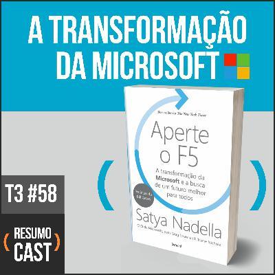 T3#058 Aperte o F5  | Satya Nadella