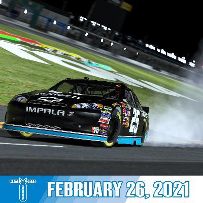 Motorsports Drop: February 26, 2021