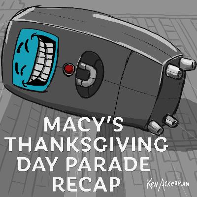 830 - Macy's Parade of Thanksgiving 2019