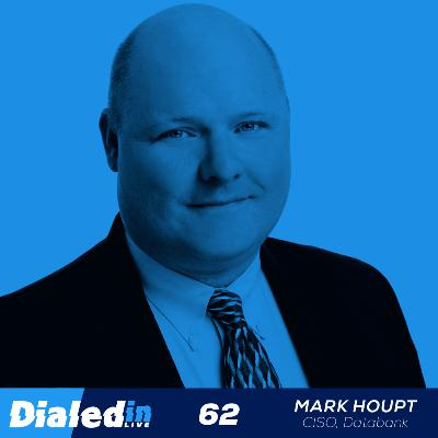 62. Hacking the Clock | Mark Houpt, CISO, Databank