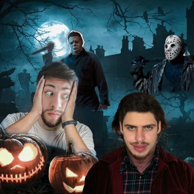 Papo de Podcast. 03 - Filmes clássicos de Terror | Halloween