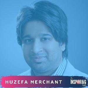 Running a Design-centric Business with 5% Eyesight w/ Huzefa Merchant: TIT70