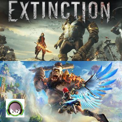 Immortals Vs Extinction