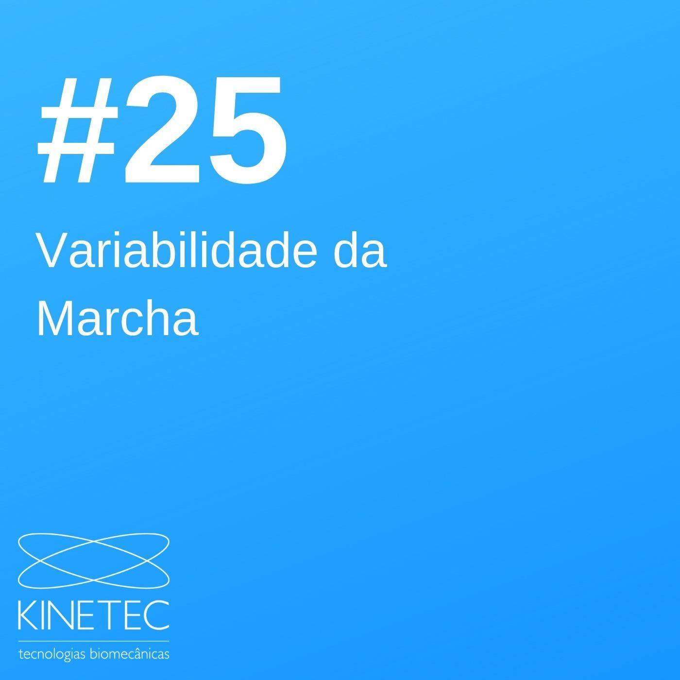 #025 Variabilidade da Marcha
