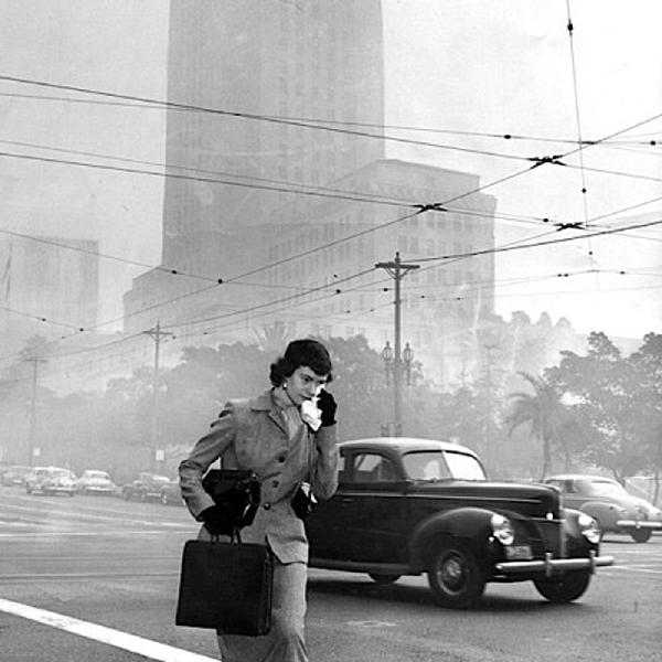 Fighting Smog in Los Angeles