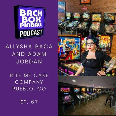 Allysha Baca & Adam Jordan - Bite Me Cake Company