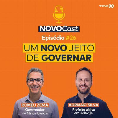 #26 UM NOVO JEITO DE GOVERNAR