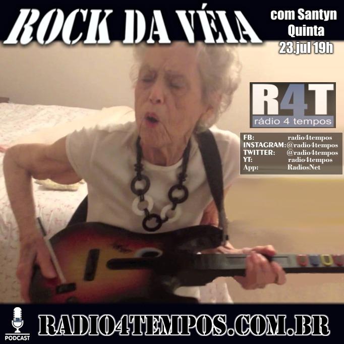 Rádio 4 Tempos - Rock da Véia 78:Rádio 4 Tempos