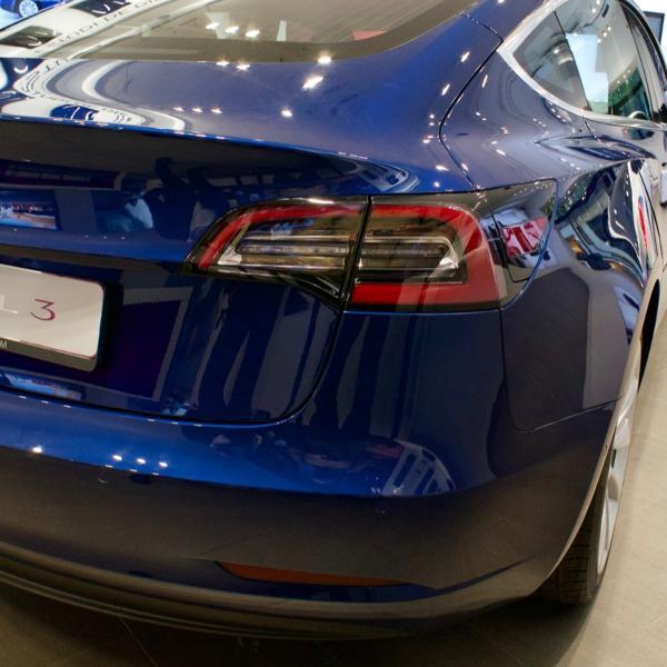 Barcelona Tesla Model 3