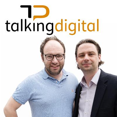 Folge 45: Sascha Pallenberg bei Daimler - Talking Digital - Kommunikation, PR und Marketing im Digitalen Wandel