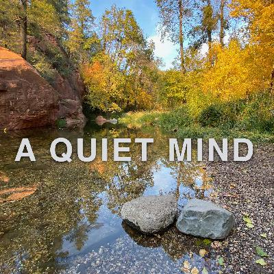 How Do I Quiet My Mind?