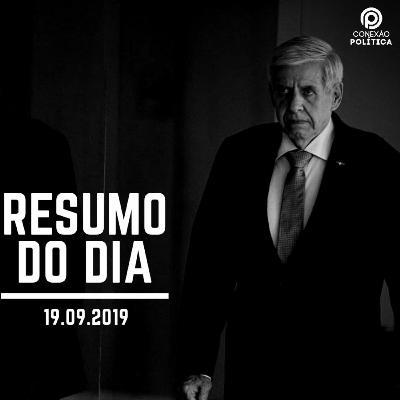 Ouça o Resumo do Dia #14: A resposta de Augusto Heleno à Dilma Rousseff