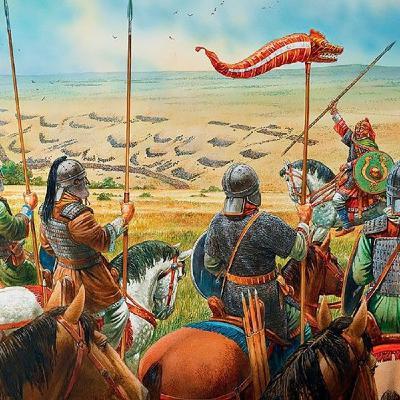 Episodio 34, tramonto sui Campi Catalaunici (449-451)