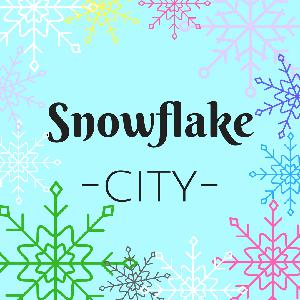 (Sophie's Adventures Series) - Snowflake City