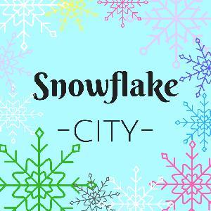(Sophie's Adventures Series) - Snowflake City