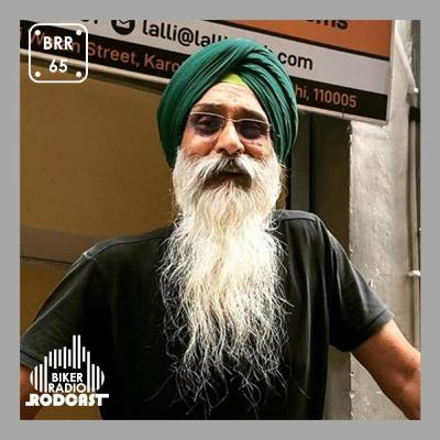 Episode 65: BRR Ep 65 Lalli Singh on the Long Way Home