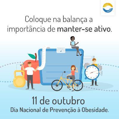 #27: Dia Nacional de Prevenção à Obesidade