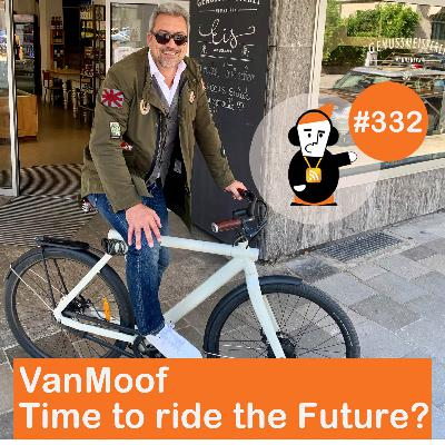 VanMoof: Time to ride the Future?