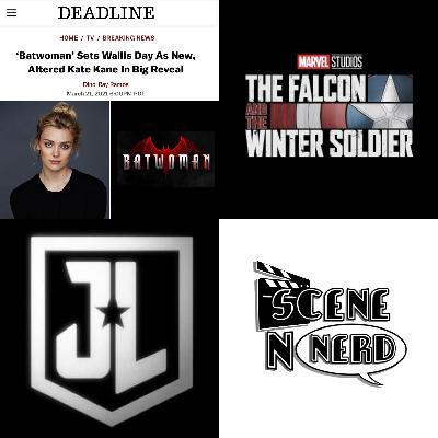 SNN: Falcon, Snyder, & Winter Soldier