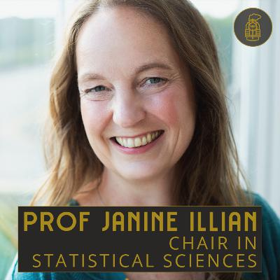 Spatial Point Modelling with Prof Janine Illian (#9)