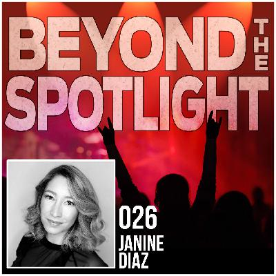 Ep. 026: Janine Diaz - Health Coach & Personal Trainer