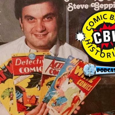 Steve Geppi: The Godfather of Comics Part 1 with Alex Grand & Jim Thompson