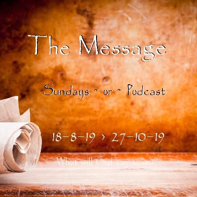 20191027 The Message Of Good News