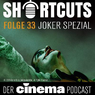 Kino Vorschau auf Joker und Kino für die Ohren mit Oliver Döring