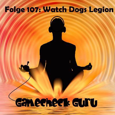 Gamecheck Watch Dogs Legion
